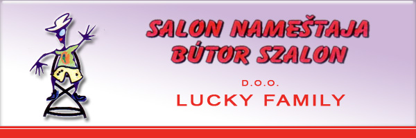 LUCKY FAMILY - Salon nameštaja